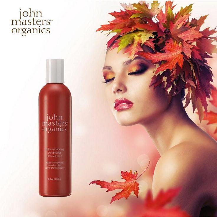 L'Estate è associata al giallo del sole, l'Autunno al rosso (anzi, ai rossi) delle foglie, affascinante e dalle infinite tonalità… E chi ha i capelli rossi e vuole esaltarne colore e lucentezza, oggi può provare il Color Conditioner Red di John Masters Organics, con la sicurezza di trattare i propri capelli SOLO con pigmenti 100% organici!