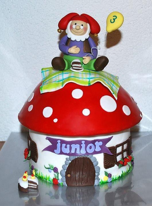 deze taart is de bedoeling...