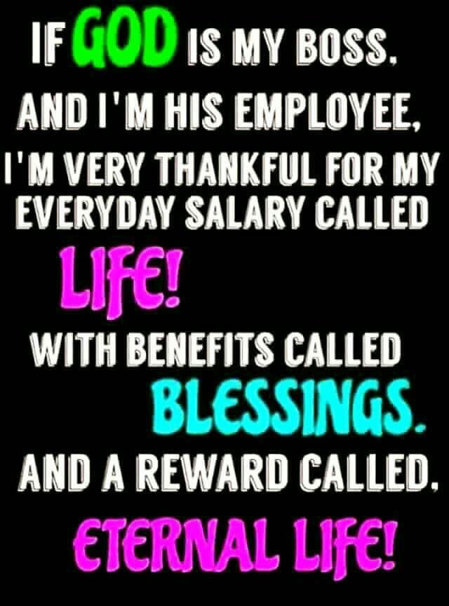 Super Grateful good morningWorld!! Happy Tuesday! Have a blessed day!