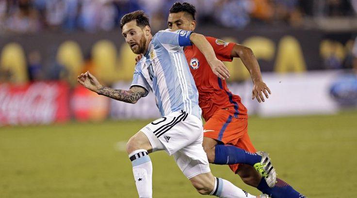 Lionel Messi retires from international football after heartbreak in Copa America final