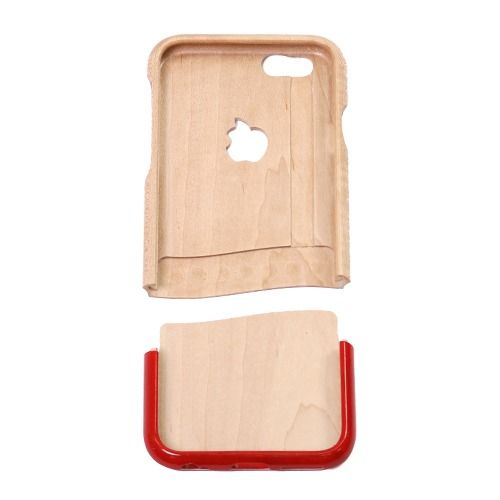 【送料込】バンザイファクトリー 岩手三陸 ウッドケース for iPhone 木肌 白板 iPhone7 | 産経ネットショップ