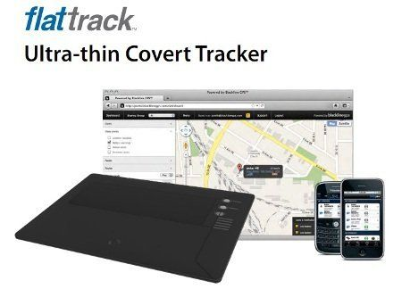 A Tracking Device >> Flat TrackTM Ultra-Thin GPS Tracking Device by Blackline. $574.50 | Electronics | Pinterest ...