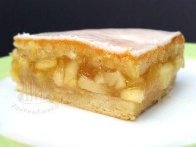 Apfelkuchen mit Quark-Ölteig