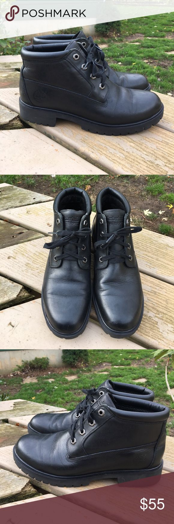 Women's Timberland Nellie Premium Chukka Boot Women's Timberland Nellie Premium Chukka Boot Color: Black Size 9M Great used condition. Probably worn only a couple times. Timberland Shoes Ankle Boots & Booties