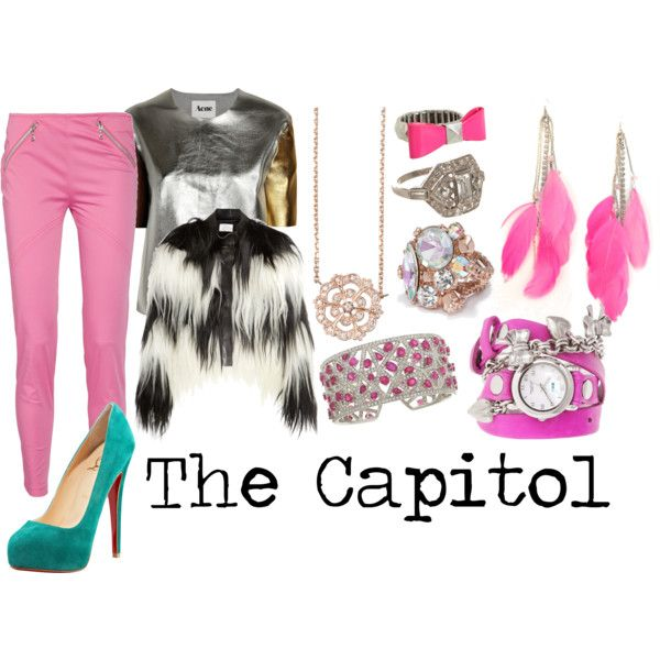 17 Best Images About Hunger Games District Outfits On Pinterest Fashion District 13 And