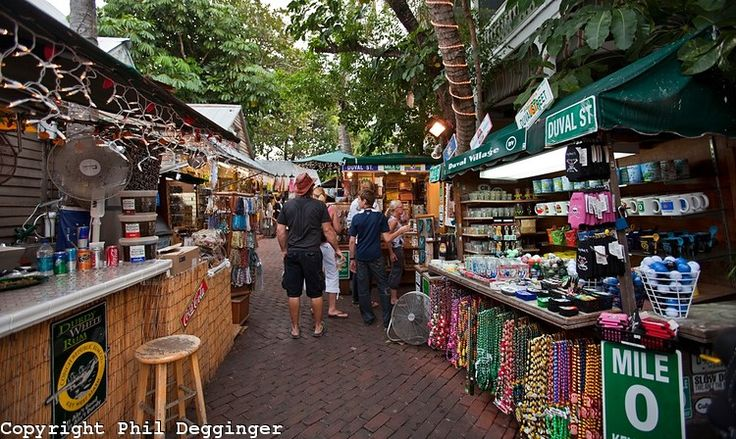 Key West - Duvall Street Market - need to check this out