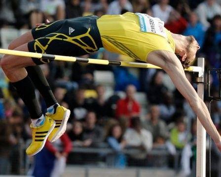 Bondarenko became the second at a stage of Diamond league in Paris
