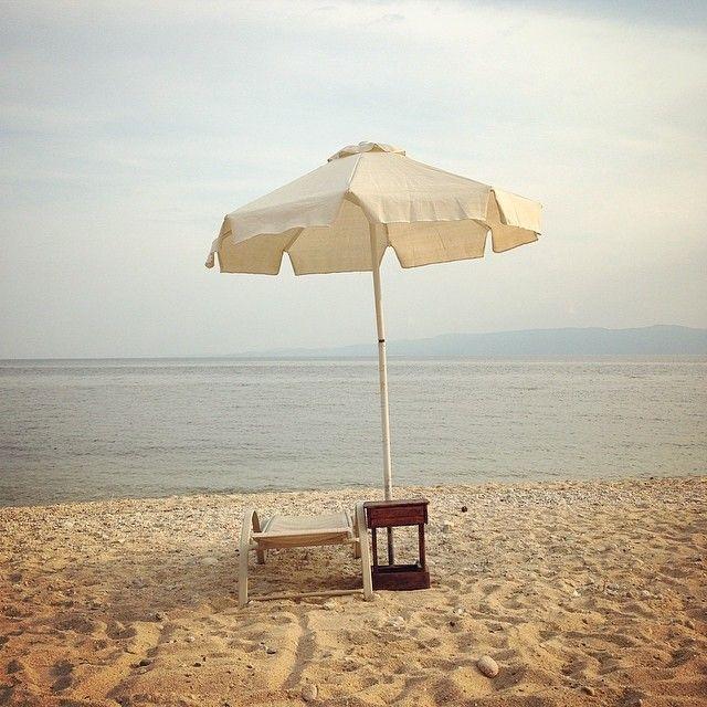 Heavens Door Beach - Ouranoupoli, Greece -