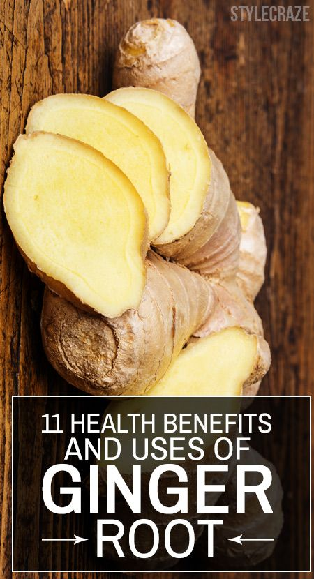 11 Amazing Health Benefits And Uses Of Ginger Root
