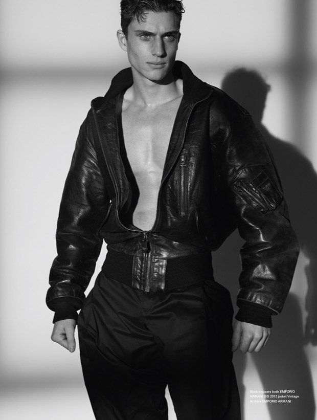 Préférence 236 best Black And White images on Pinterest | Male models, Sims  OO76