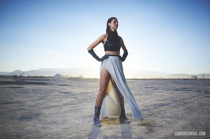 Epicccc full length skirt! A great way to cover up while beating the heat.    By Ludovic #Ismael Photography: http://www.ludovicismael.com/ #photo #photographie #photographer #photography #photographe #OlivierOrtion