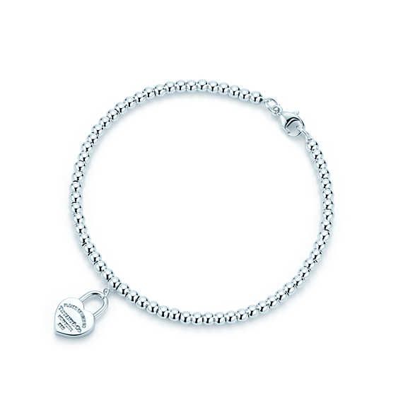 Return to Tiffany™:Bead Bracelet - don't know which length