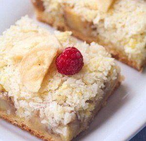 Банановые пирожные «Банкокко»