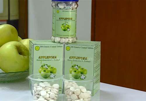 Obat Kolesterol Dari Bahan Apel Hijau