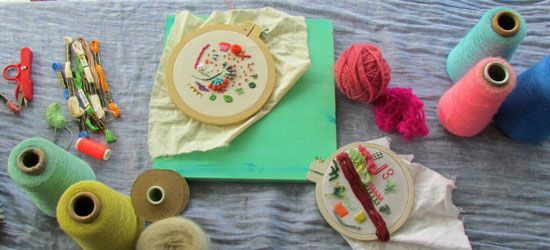 """Needlepainting / bordado / Emprendimiento: La Negra:  La argentina Vicky Detry y su mundo del bordado """"needlepainting""""...(por más info: www.lacitadina.com.uy)"""