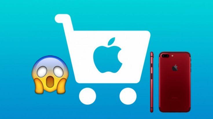 Онлайн-магазин Apple закрылся на обновление. Ждем новые гаджеты?