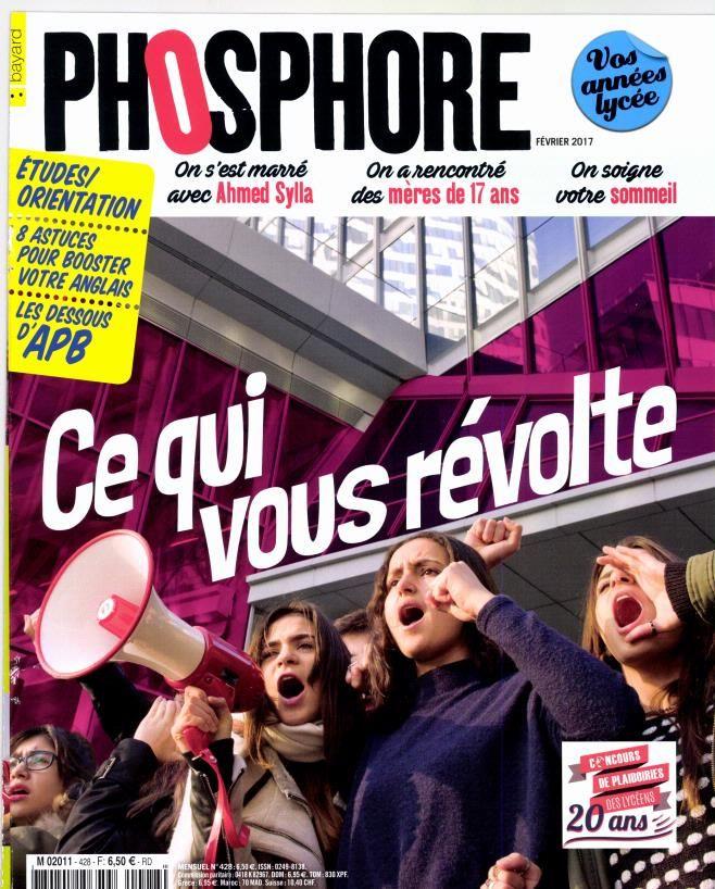 Phosphore N° 428 - Février 2017