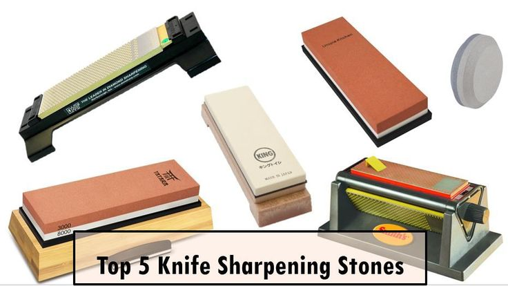 Top 5 sharpening Stones 2017