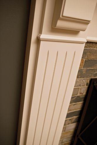 30 best Magnificent Mantels images on Pinterest | Fireplace mantle ...