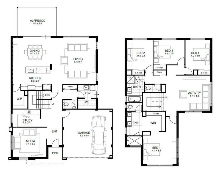 Double Storey Lifestyle Range Perth   apg Homes