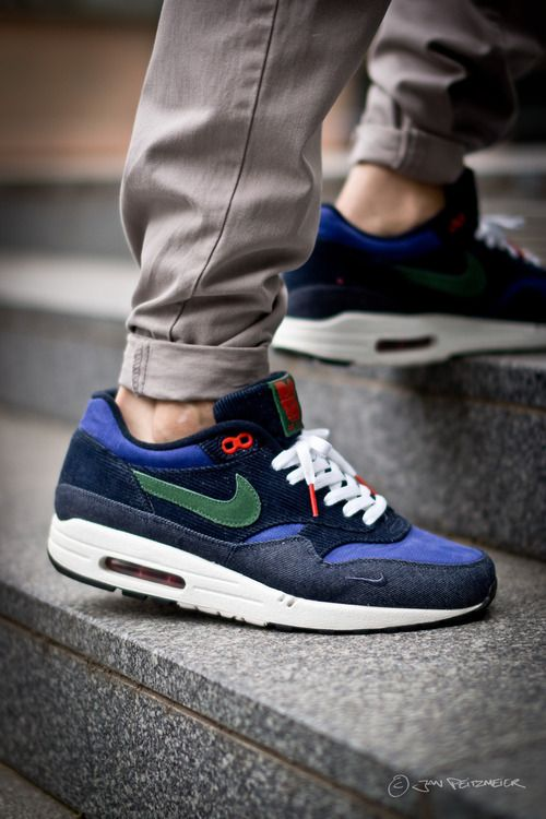 Nike Air Max 1 #sneakers | Style ... (SWAG is for Boys ...