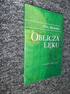 OBLICZA LĘKU Fritz Riemann