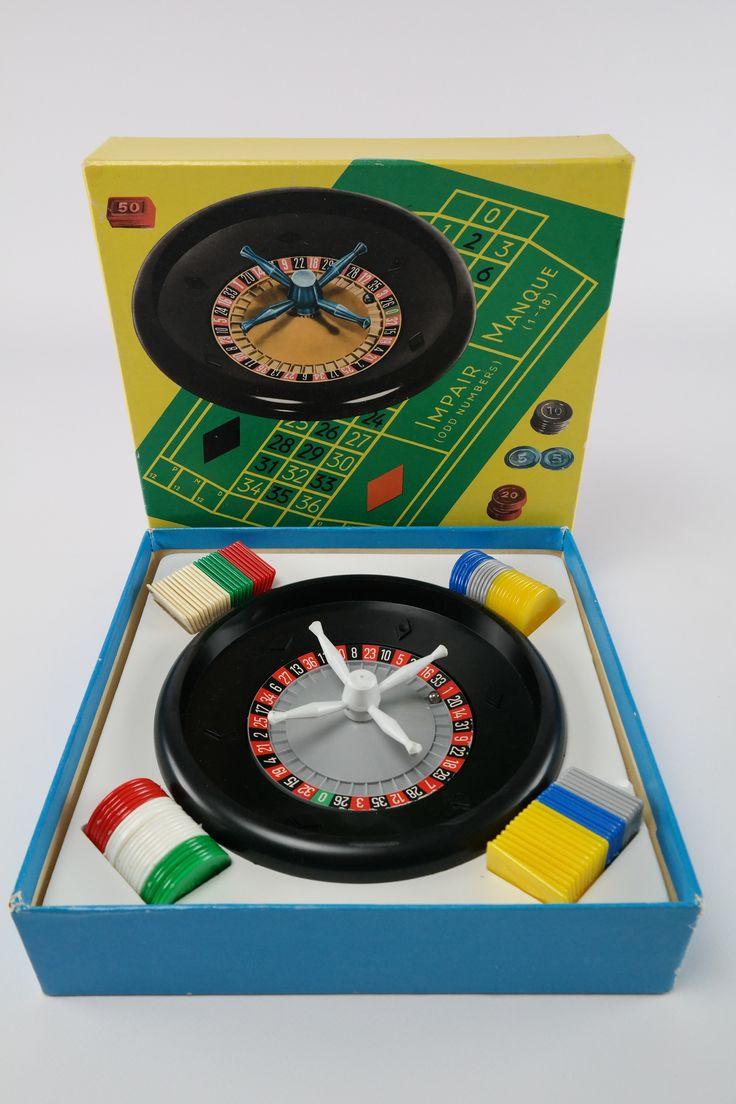 """DDR Museum - Museum: Objektdatenbank - """"Spiel Roulette"""" Copyright: DDR Museum, Berlin. Eine kommerzielle Nutzung des Bildes ist nicht erlaubt, but feel free to repin it!"""
