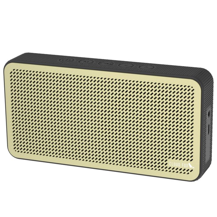 DOSS BS4 Portable Bluetooth Speakers,Water Resistant Ultra Slim Pocket-Sized Portable Wireless Speakers with Built-in Rechargeable battery,support handsfree,3.5mm line-in,6 hours of Playtime[Gold]. DOSS Cloud Fox Bluetooth 4.0 speaker provides strong bass and loud sound with built-in 3W driver & bass radiator and A2DP/AVRCP support. You can enjoy HD clear music everywhere. Extra long built-in rechargeable 1000 mAh battery allows you playing music up to 10 hours, almost all day.LED…