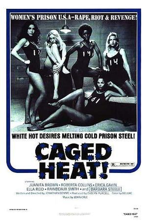 New Beverly Cinema - November 29: Jonathan Demme's caged heat