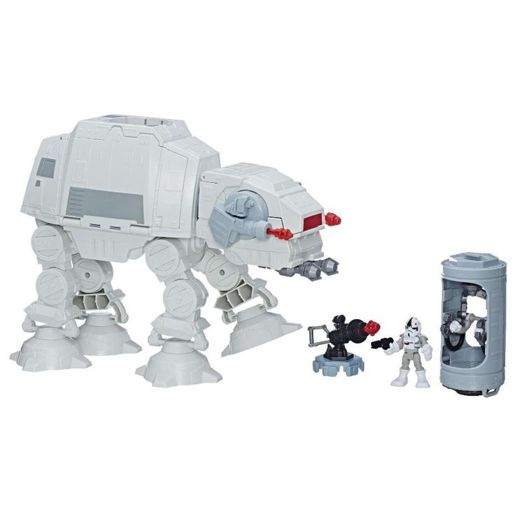 Star Wars Galactic Heroes Imperial AT-AT Fortress Playset
