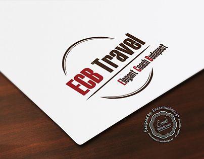 "Check out new work on my @Behance portfolio: ""ECB Travel logo"" http://be.net/gallery/48236441/ECB-Travel-logo"
