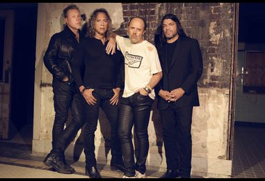 Metallica Scores Second Mainstream Rock Songs No. 1 From 'Hardwired? To Self-Destruct'
