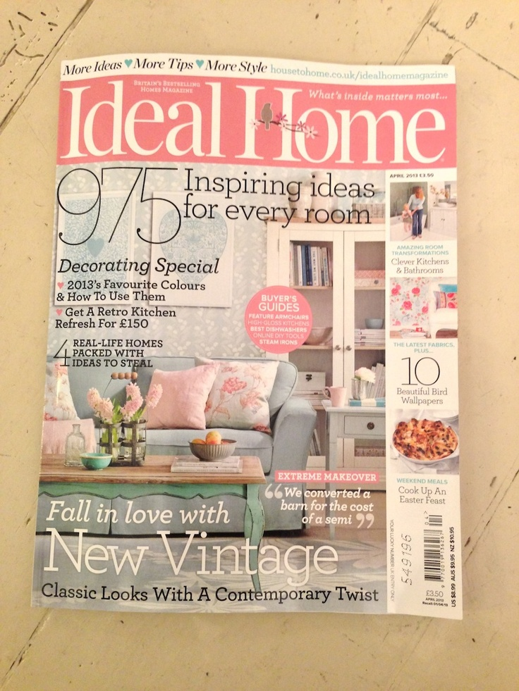 Ideal Home 2013