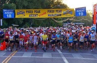 Next year's Pikes Peak Marathon will also feature the 2013 USA Trail Marathon Championships