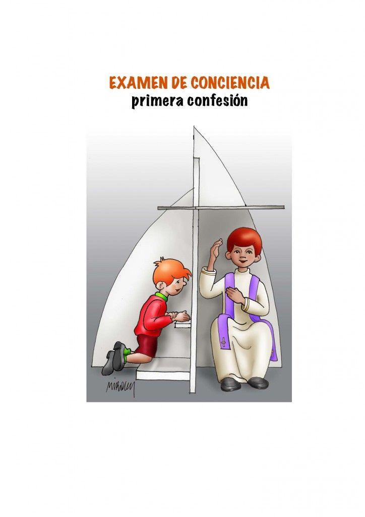 primera confesión