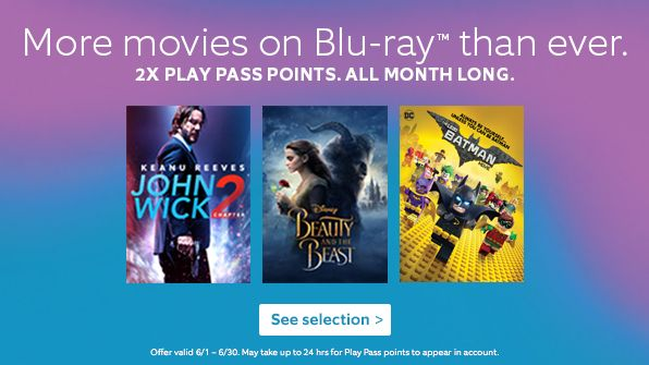 Rent Movies Online - DVDs, Blu-Ray™ & Games | Movie Rentals at Redbox