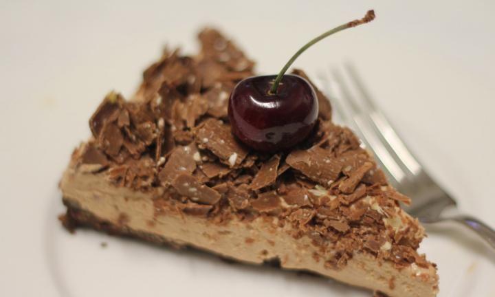 Toblerone cheesecake - Kidspot
