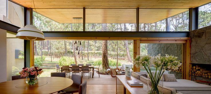 Galería de Cinco Casas / Weber Arquitectos - 14