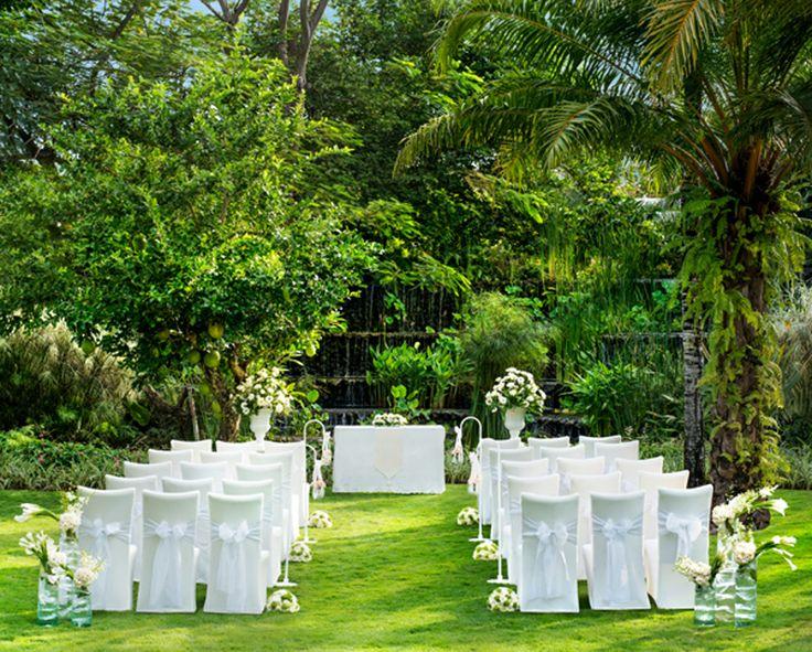 Wedding at The Garden
