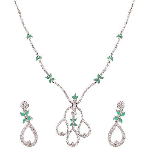 Swank Silver Exclusive Necklace with Earrings SS77 (Multi-Colour) Swank Silver http://www.amazon.in/dp/B00LW9SMRG/ref=cm_sw_r_pi_dp_HPzdub10QYSV9