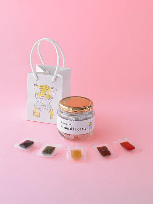 とらやのバレンタイン限定商品、小型羊羹『ラムレーズン』『ヨウカンアラカルト』『羊羹 au ショコラ』の写真3