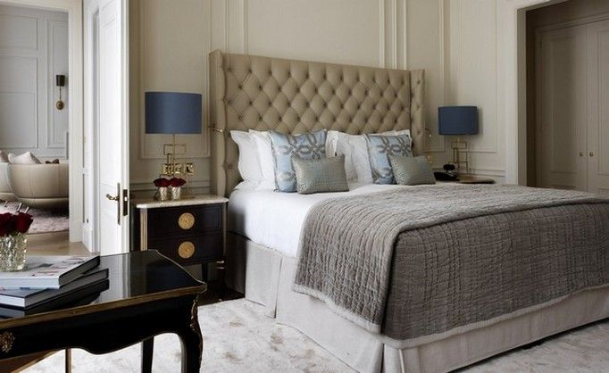 5 places to stay during 100% design! Kensington Hotel Top London Hotels Hotel Interiors #100% design #bestukdesigners #luxuryfurniture