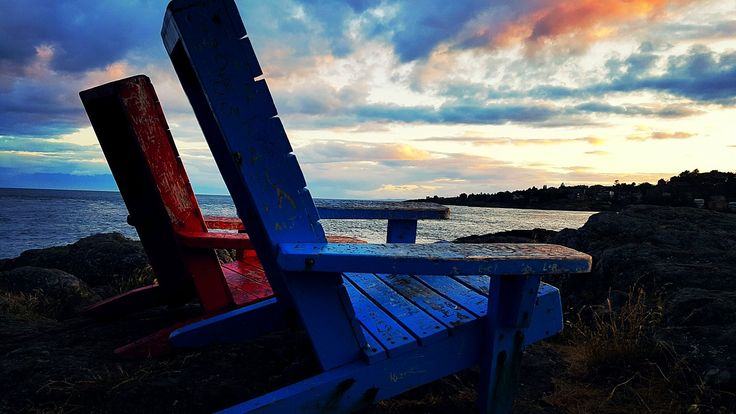 Perfect moments #victoria #sunset #photography #ocean #travel #wanderlust #contemplation #clarity #cloudporn
