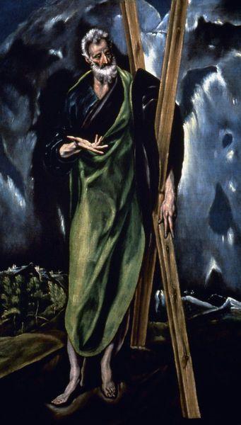 el greco pentecost painting