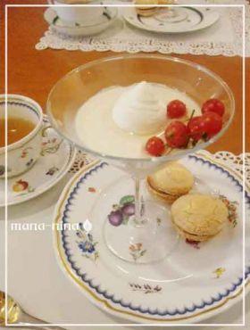 「●ふるふるブラマンジェ♪」マナニナ   お菓子・パンのレシピや作り方【corecle*コレクル】