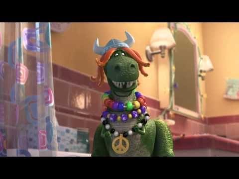 El nuevo corto de Disney Pixar, ¡Es fantástico y simplemente perfecto! Dirigido por el veterano animador de Pixar Mark Walsh y producido por Kim Adams. #ToyStoryToons #ImaginaConVideos ¡Disfruten!