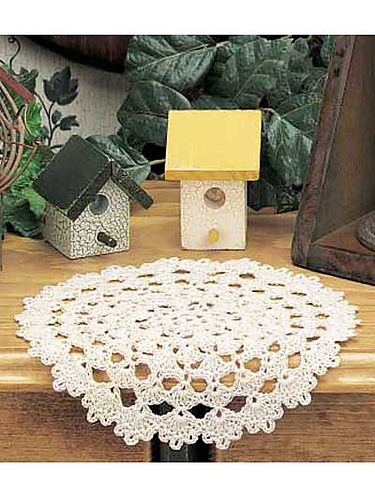 Ravelry: Little Chanukah Doily pattern by Katherine Eng