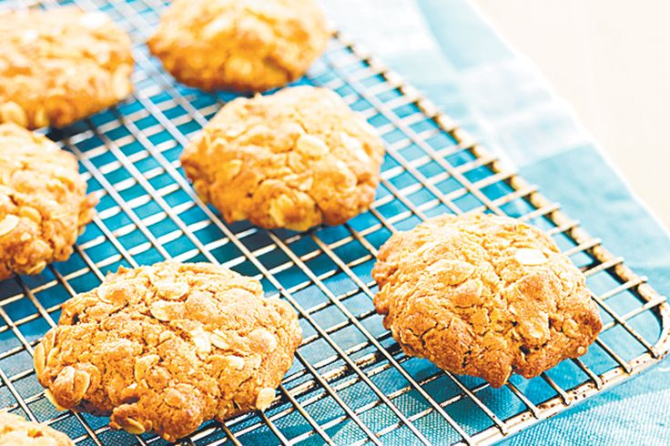 Anzac biscuits are an Aussie classic