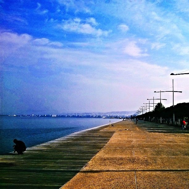 Thessaloniki new promenade