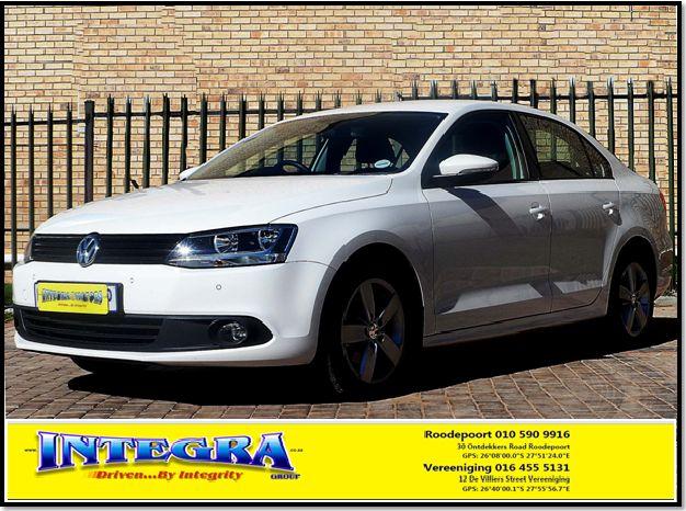 2013 Volkswagen Jetta VI 1.2 Tsi Trendline for sale!!! For more info kindly contact Integra Motors.